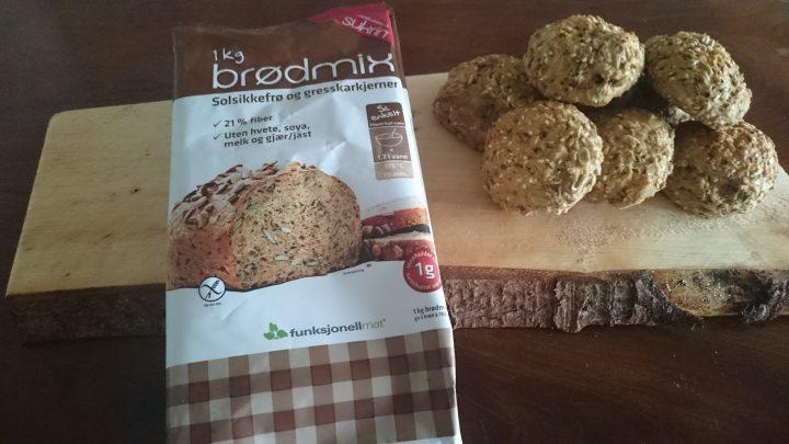 Test av lavkarbo brødmiks – bake selv eller kjøpe?