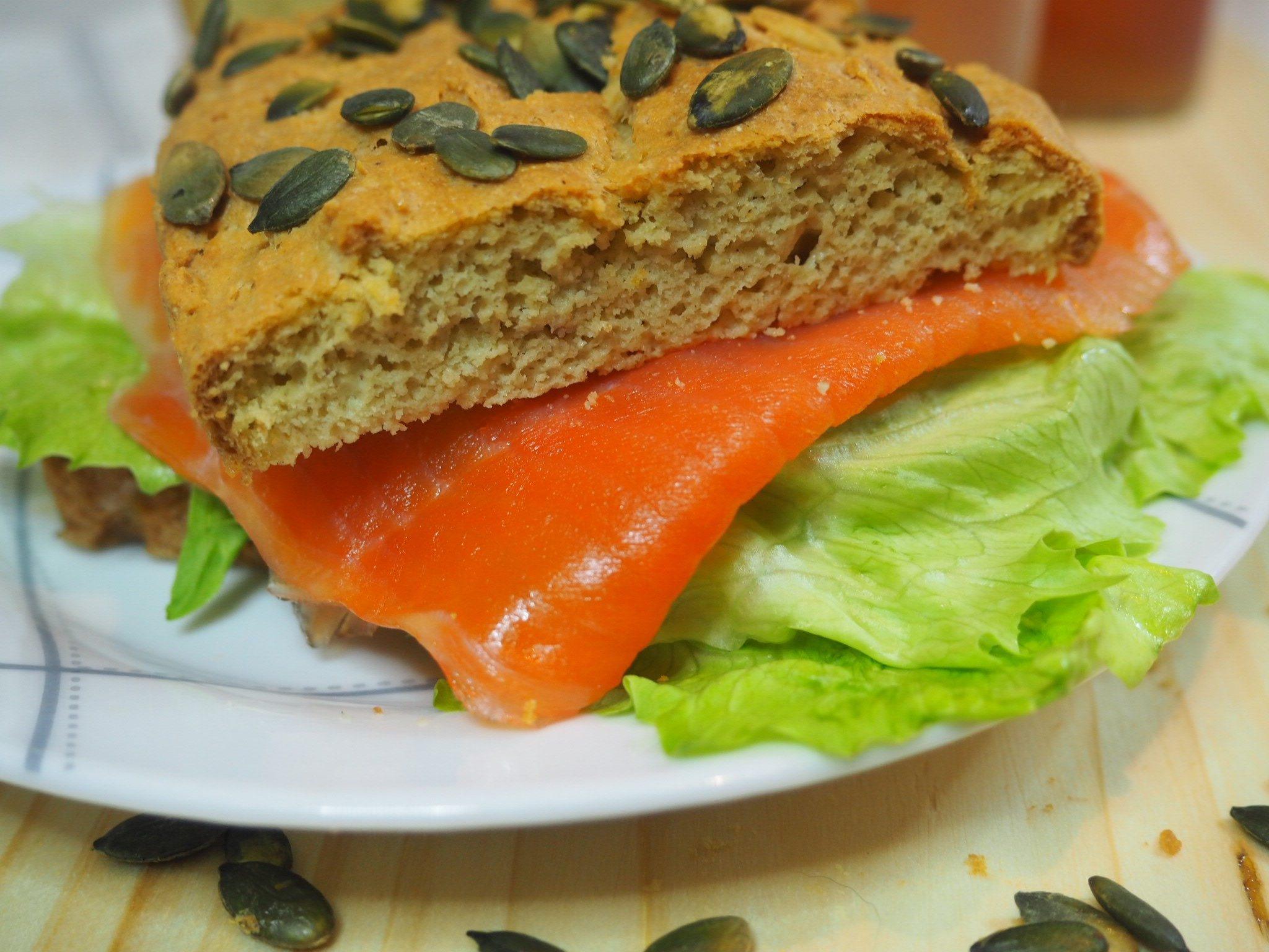 Slik lager du smakfulle lavkarbo sandwich og frokostblingser