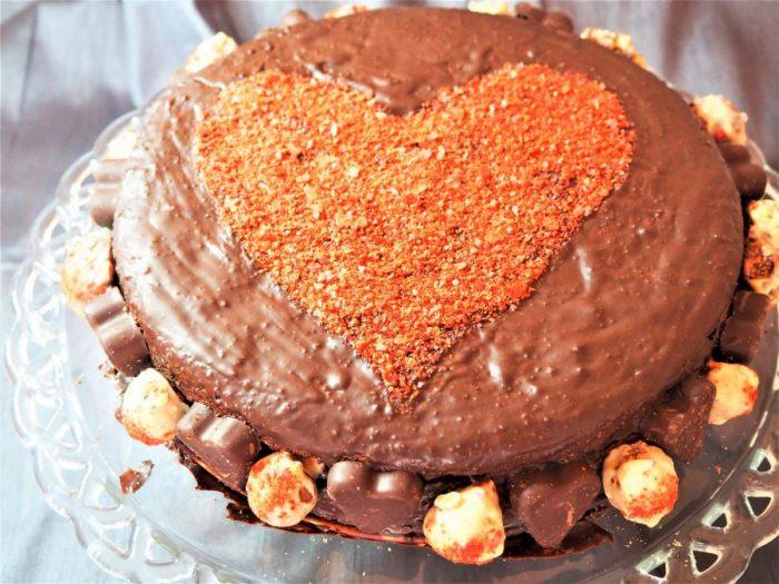 Sjokoladekake de luxe