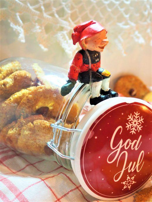 Jule-cookies